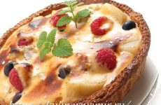 Пирог с малиной — идеальная выпечка!