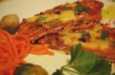 Свинина по-румынски — готовится просто, оторваться невозможно!