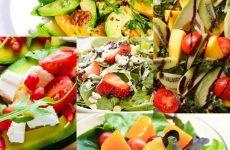 5 фруктовых салатов с необычным вкусом!