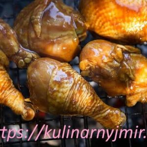 Фаршированные куриные окорочка — одно из любимых праздничных блюд!