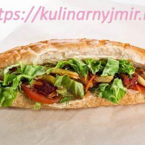 Лучшие подборки овощных бутербродов!