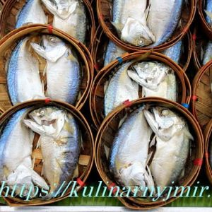 Домашняя засолка рыбы — потрясающая рыбка получается!