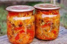 Грибная солянка на зиму — очень вкусно, ароматно и сытно!