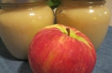 Яблочное пюре — Нежное, вкусное и ароматное!