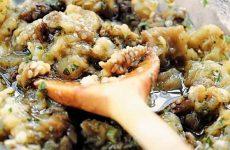 Закуска из баклажанов — сытность, простота приготовления и отменный внешний вид!